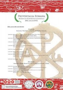 provincialia romana
